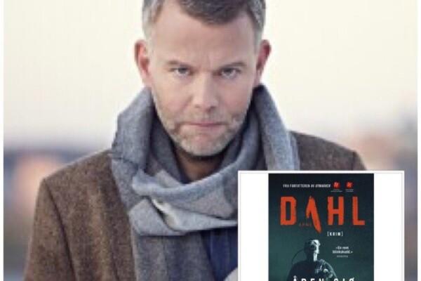 """Helg igjen, og tid for nye episoder av """"Digi-forfatterintervju i landsbyen"""", denne gang svenske Arne Dahl"""