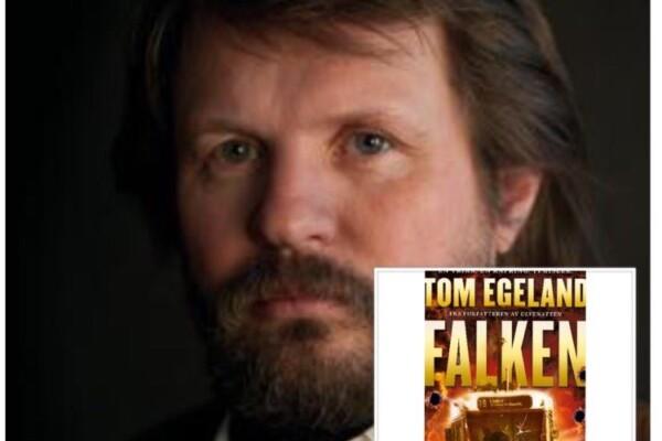 """Helg igjen, og tid for nye episoder av """"Digi-forfatterintervju i landsbyen"""", den avslutter med Bjørn Beltøs fra Tom Egeland"""
