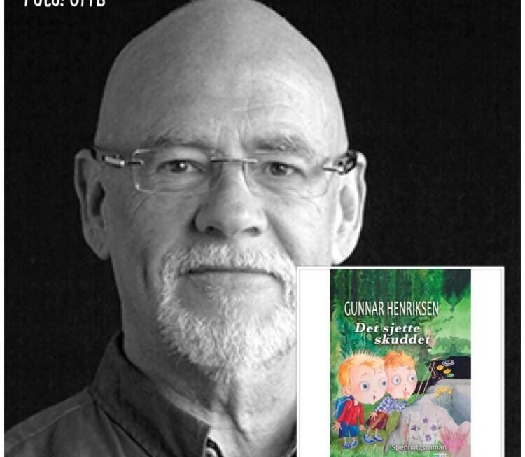 "Helg = ""Digi-forfatterintervju i landsbyen"", her nye episoder, nå med indieforfatter Gunnar Henriksen"