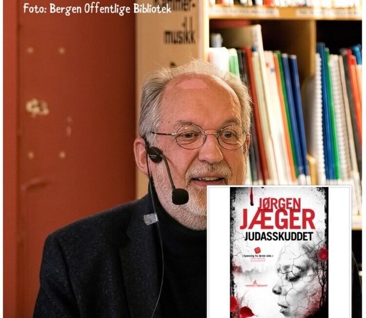 "Helg = ""Digi-forfatterintervju i landsbyen"", her nye episoder, nå med Ole Viks far Jørgen Jæger"