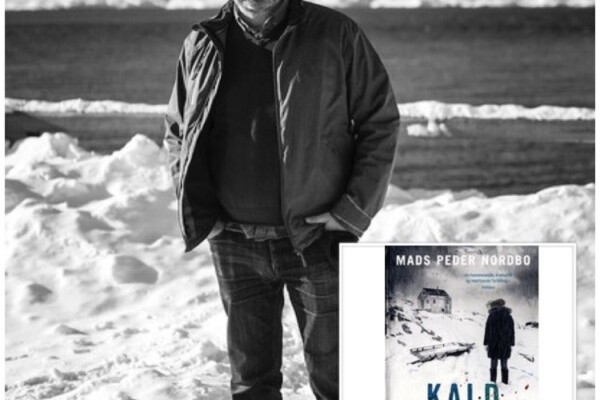 "Helg = ""Digi-forfatterintervju i landsbyen"", avsluttes med danske Mads Peder Nordbo"