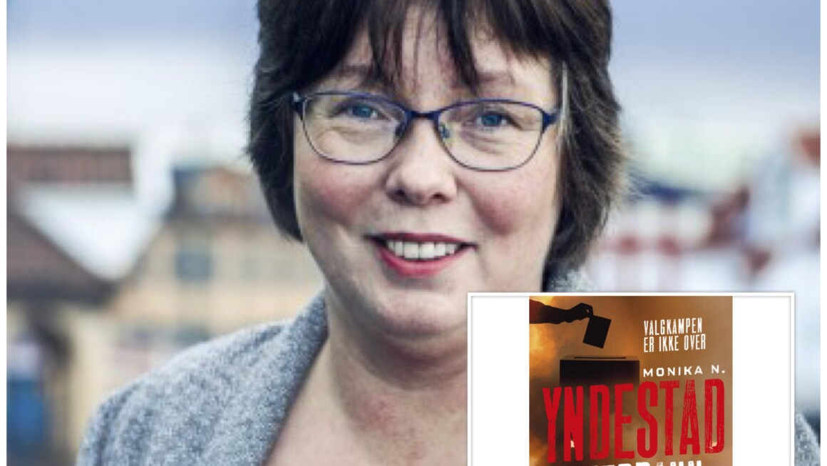 "August, ny helg, nye episoder av ""Digi-forfatterintervju i landsbyen"", denne gang Alice Bratts mor Monika N. Yndestad"