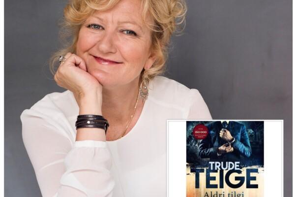 """August, ny helg, nye episoder av """"Digi-forfatterintervju i landsbyen"""", avsluttes med Kajsa Corens mor Trude Teige"""
