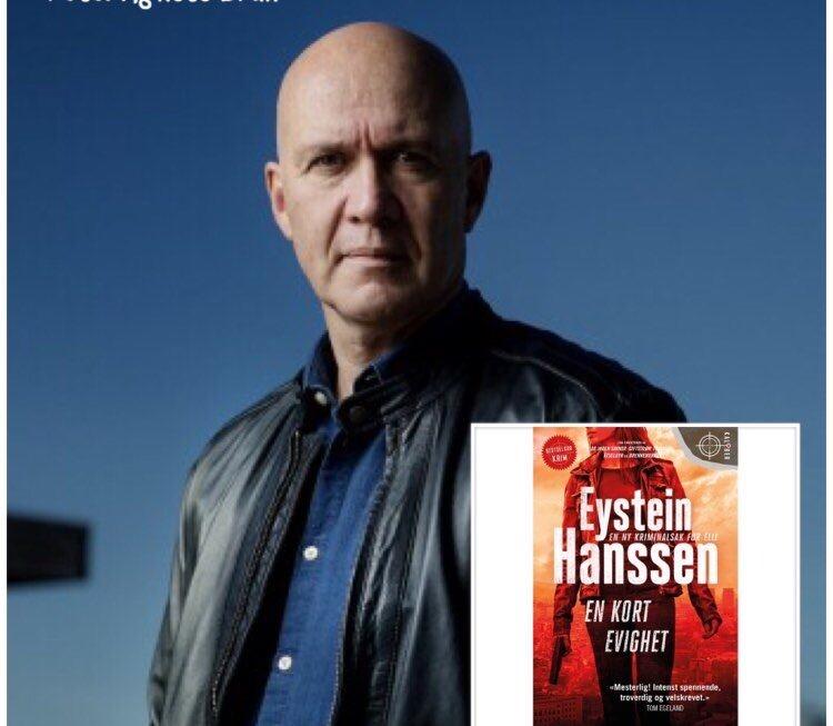 "Ny helg, nye forfattere, nye episoder av ""Digi-forfatterintervju i landsbyen"", nå med Elisabeth Sunee Rathkes far Eystein Hanssen"
