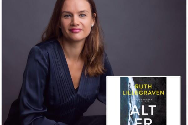 """Ny helg, nye forfattere, nye episoder av """"Digi-forfatterintervju i landsbyen"""", nå med Clara og Haavards mor Ruth Lillegraven"""