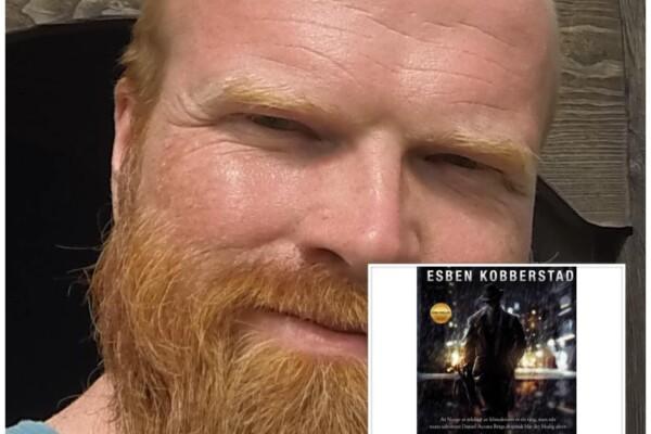 """Ny helg, nye forfattere, nye episoder av """"Digi-forfatterintervju i landsbyen"""", augusthelgen avslutter med den dystopiske forfatteren Esben Kobberstad"""