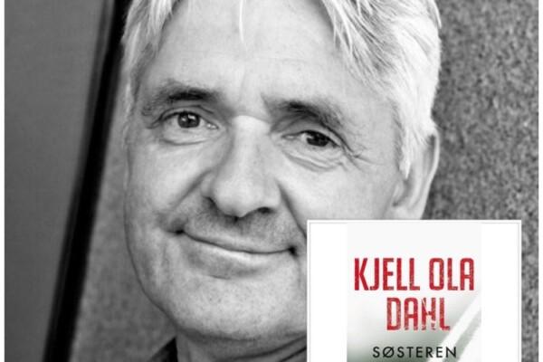 """Ny augusthelg, betyr nye episoder av """"Digi-forfatterintervju i landsbyen"""", denne gang Kjell Ola Dahl"""