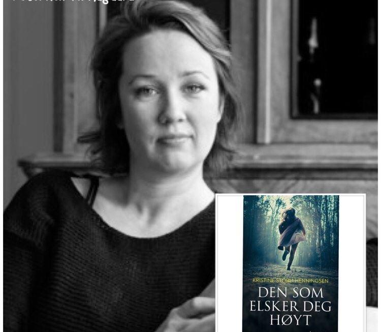 """Ny augusthelg, betyr nye episoder av """"Digi-forfatterintervju i landsbyen"""", denne gang Kristine Storli Henningsen"""