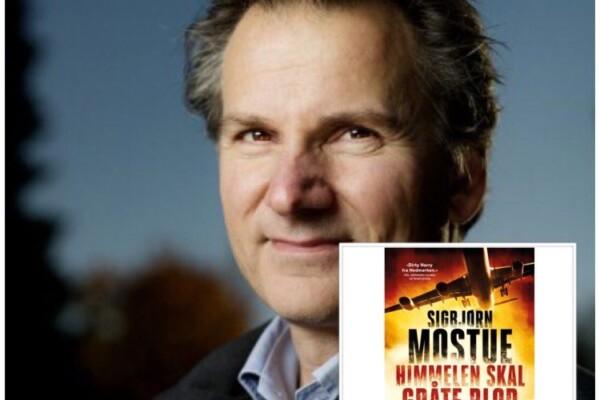 """Ny augusthelg, betyr nye episoder av """"Digi-forfatterintervju i landsbyen"""", avslutter med Sigbjørn Mostue"""