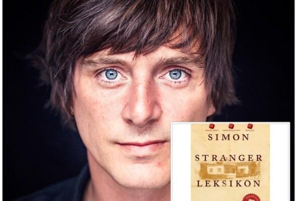 """Sesongavslutning av """"Digi-forfatterintervju i landsbyen"""", først ut denne siste helgen er Simon Stranger"""
