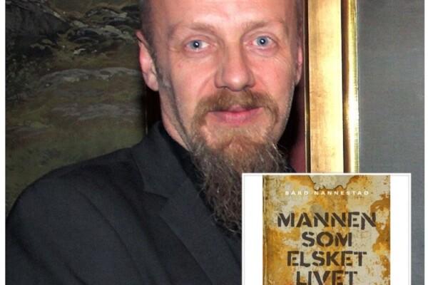 """Sesongavslutning av """"Digi-forfatterintervju i landsbyen"""", siste forfatter for helgen er Bård Nannestad"""