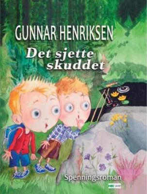 Et lekkert omslag, en røff og rå historie, samt en perle av en krim fra Gunnar Henriksen