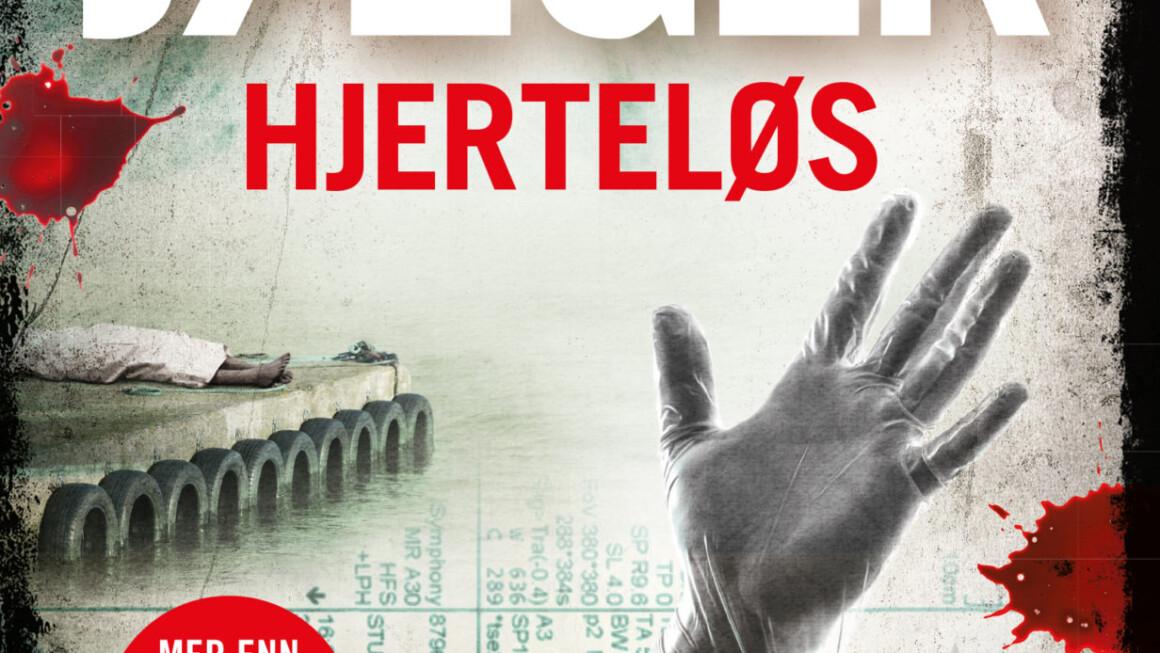 Utmattende, pirrende og pulsøkende, den mest gjennomarbeidede kriminalromanen Jæger har skrevet noensinne