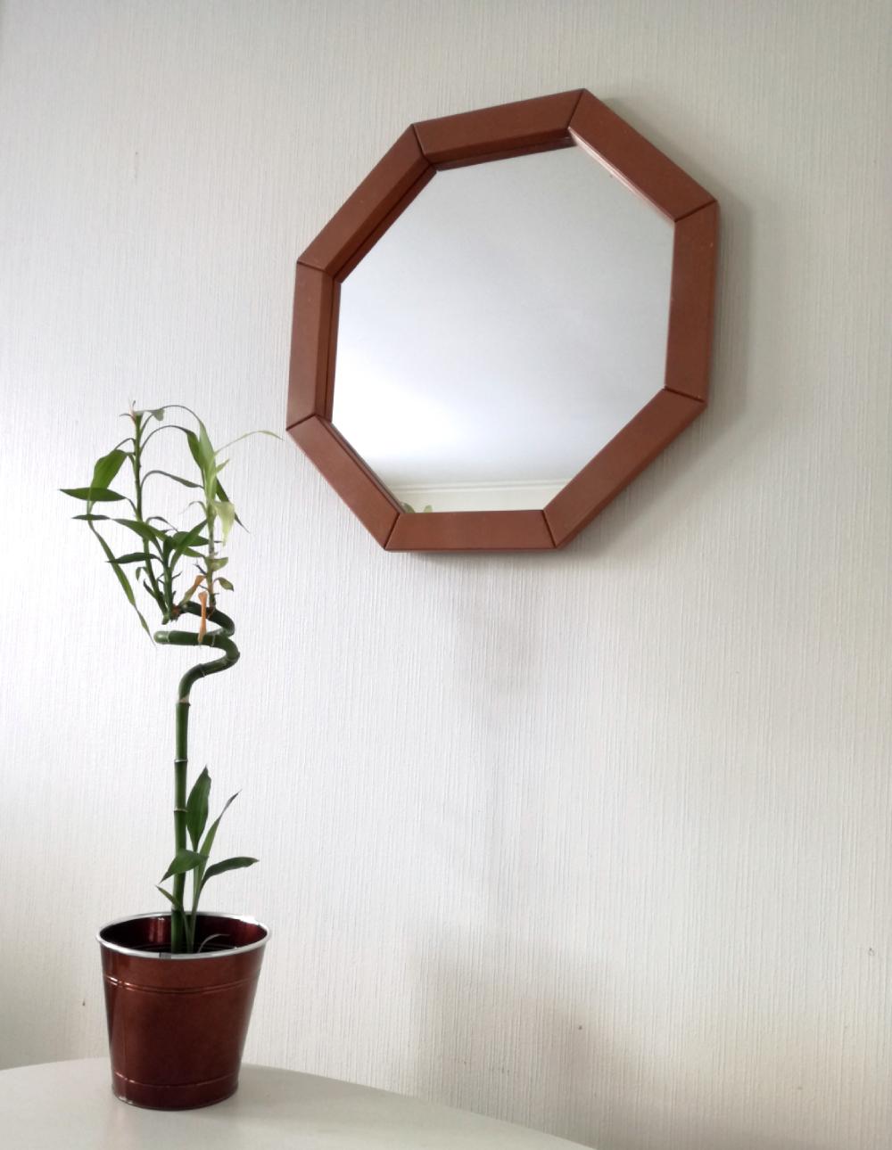 DIY – Kobberspeil