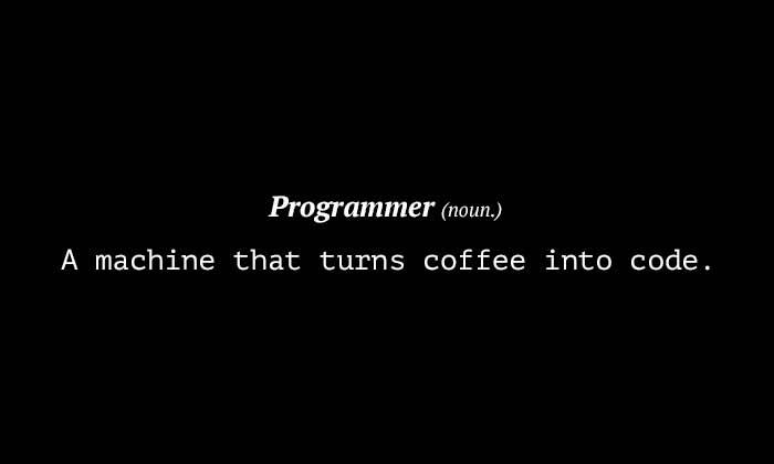 Programmerer definisjon