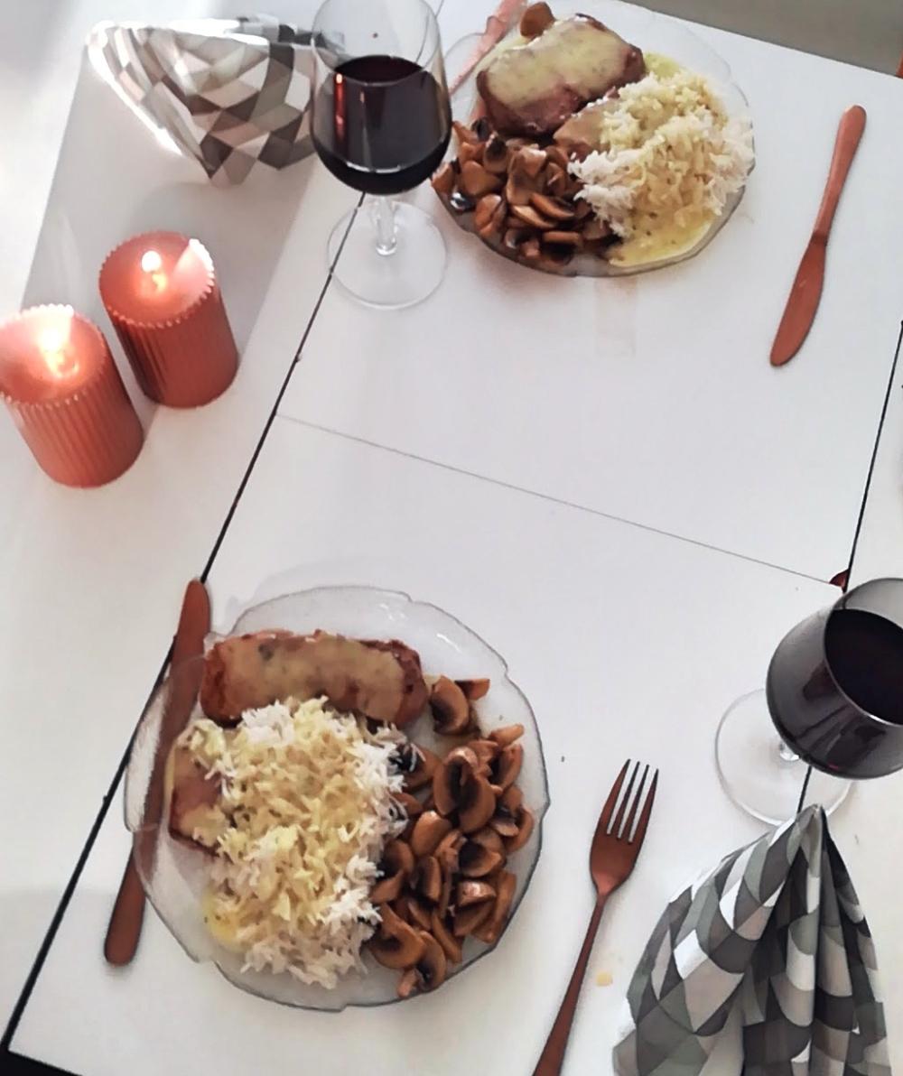 Middagstips til valentines