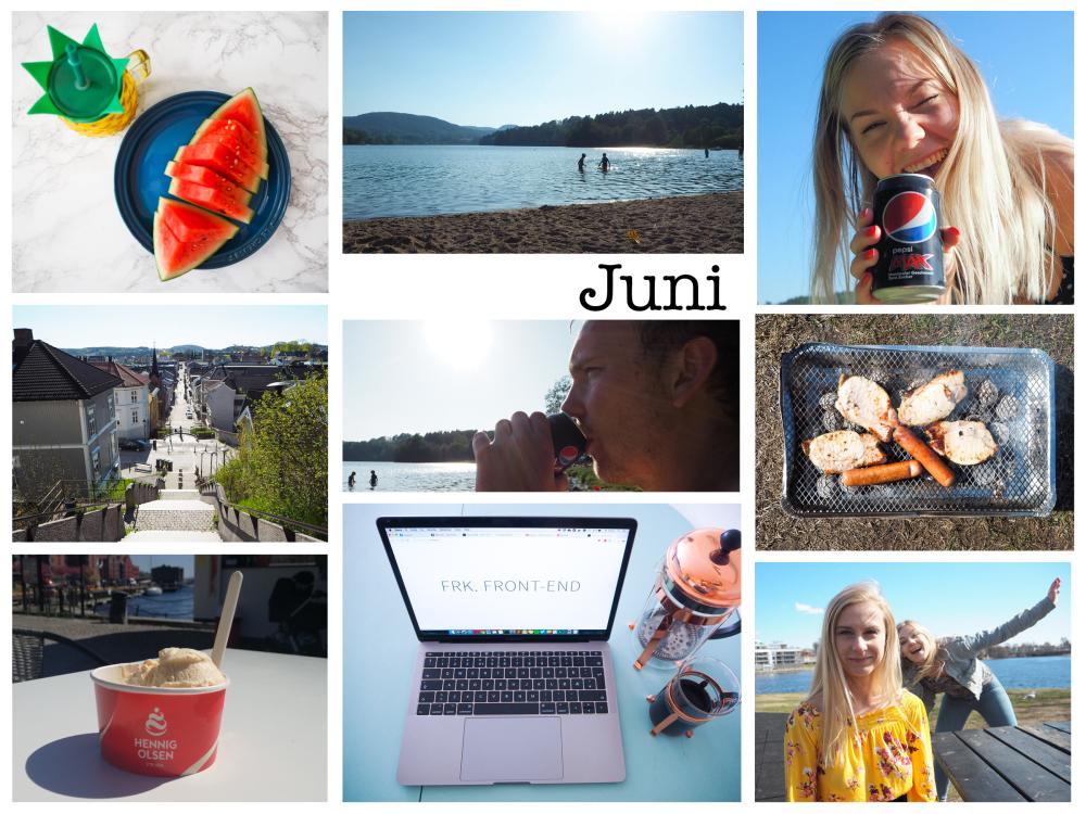 10 ting jeg vil gjøre i juni