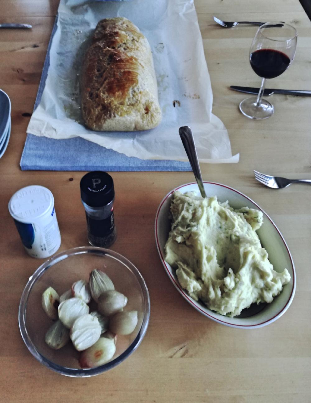 Plan for Beef Wellington; Tidsskjema – Handleliste – Fremgangsmåter mm.