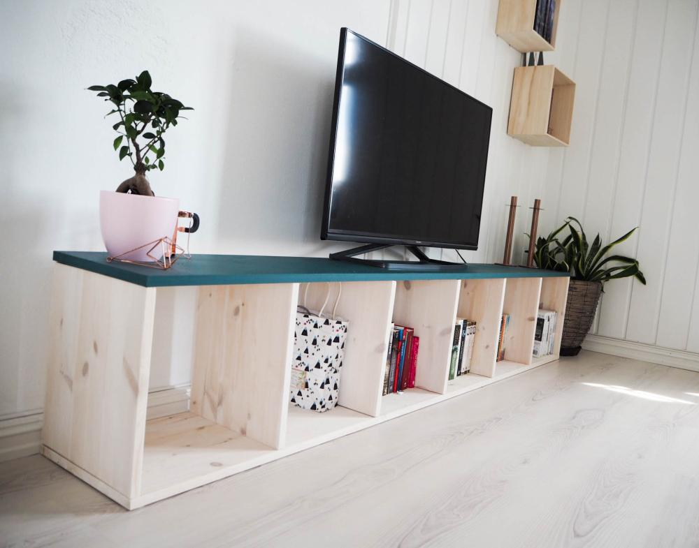 DIY – TV-benk