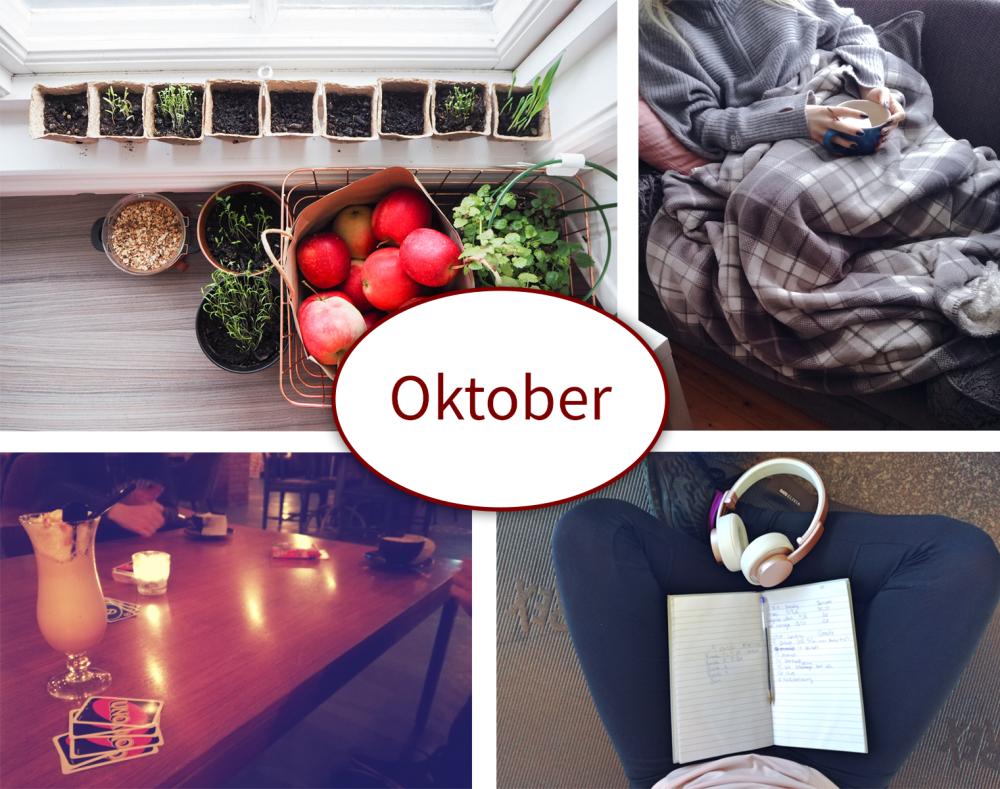10 ting jeg vil gjøre i oktober