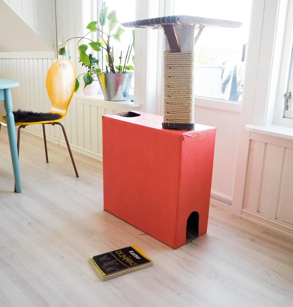 DIY – Kattehus