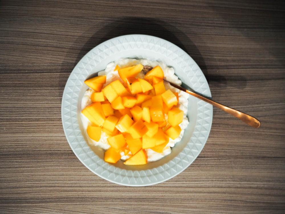 Oppskrift: Frokost med høstfrukter