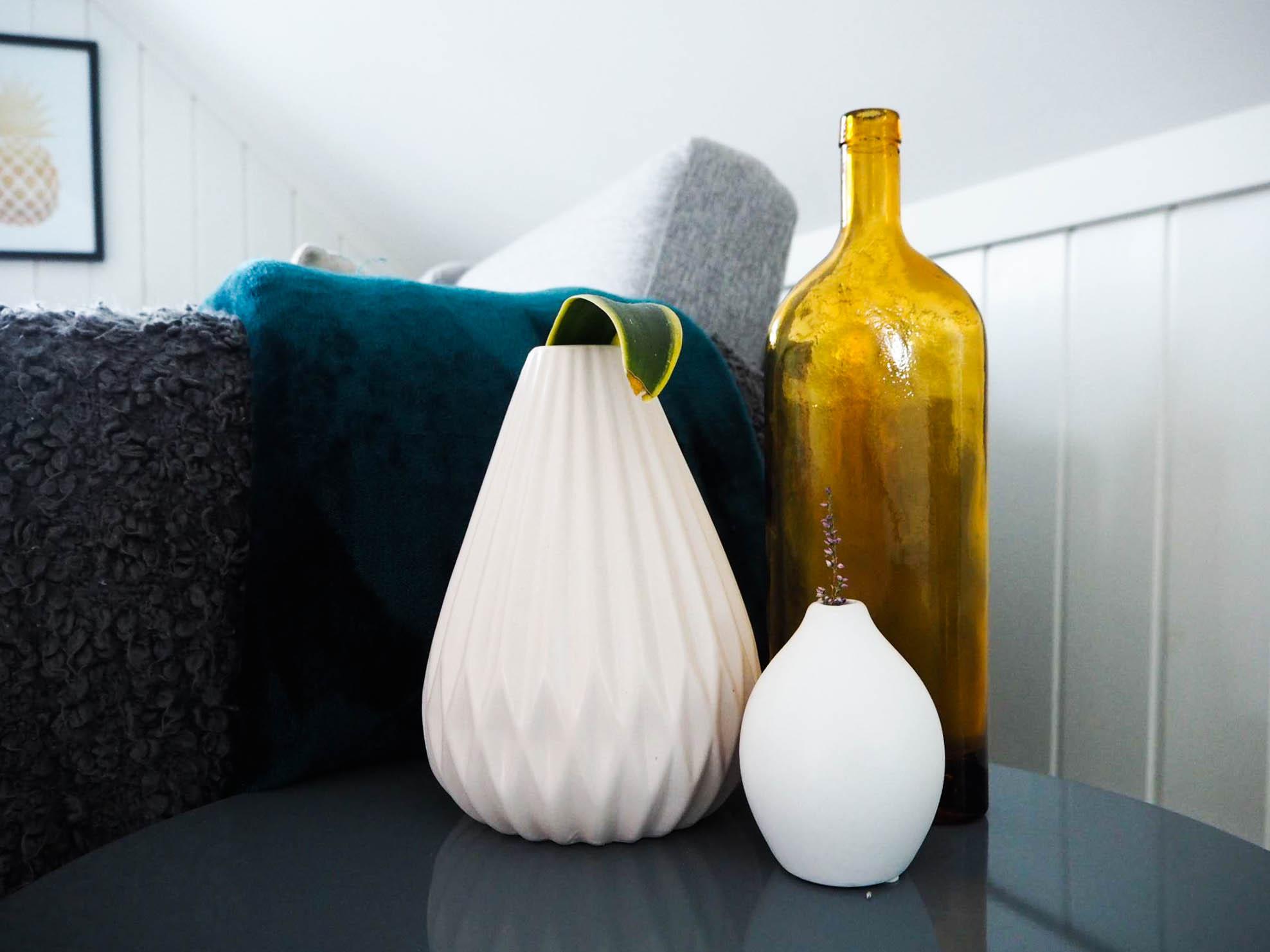 Vase fra Fretex