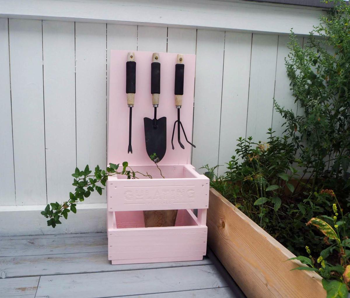 DIY redskapsboks