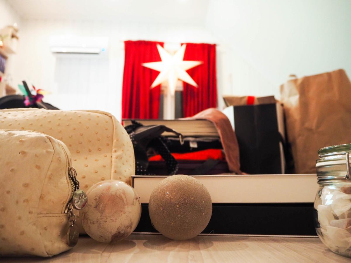 Bagasje til juleferie