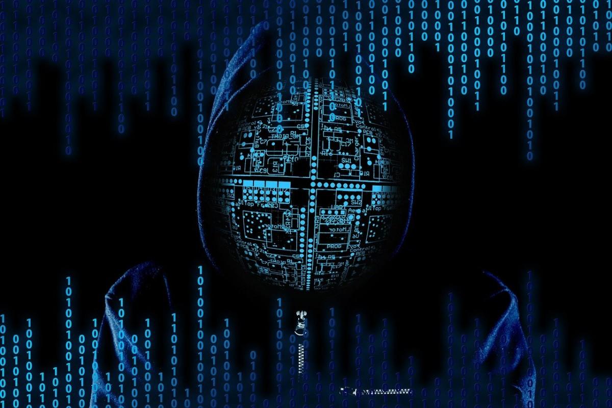 Illustrasjonsbilde av en hacker
