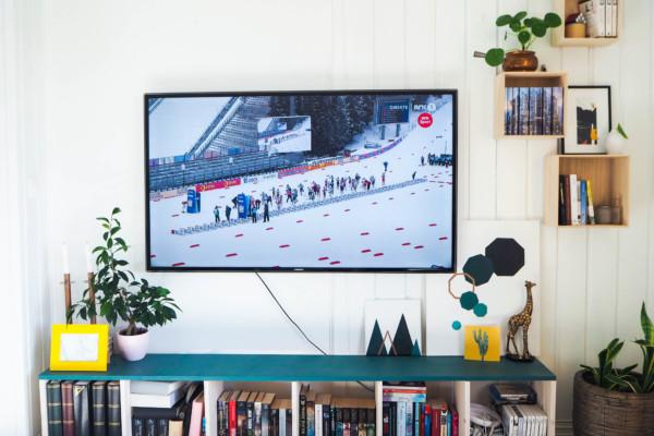 House details: TV-hjørne