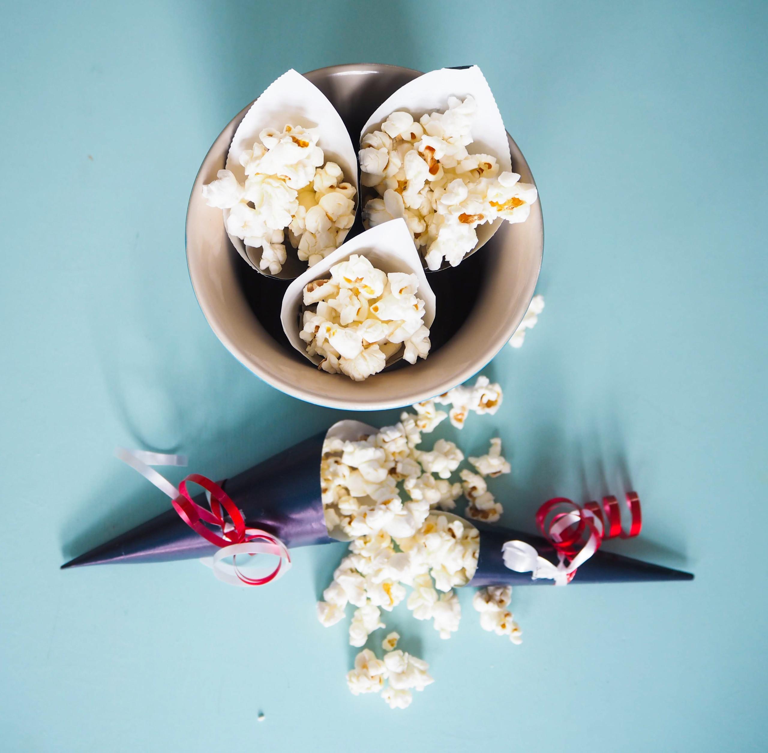 Popcorn i kremmerhus