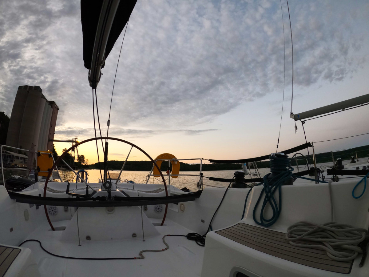 Seilkurs med sailon