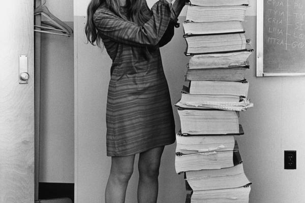 Viktige kvinner i IT – Margaret Hamilton