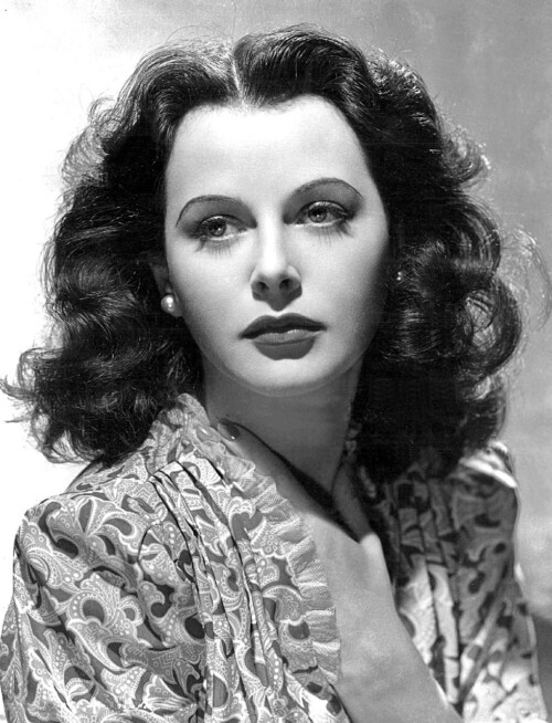 Hedy Lamarr - Creative Common Lisence