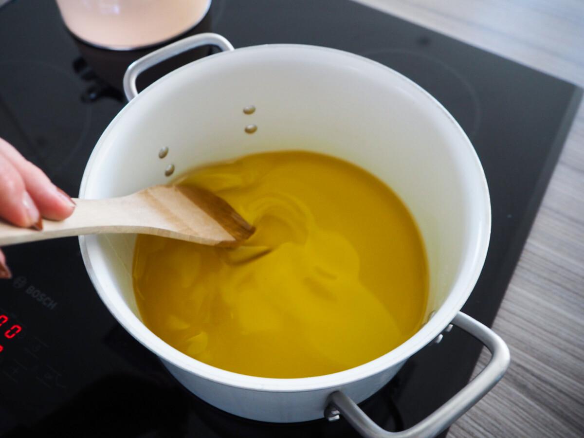 Varme olje