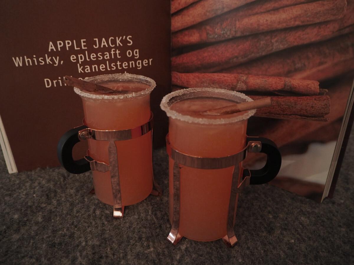 Apple jack høstdrink