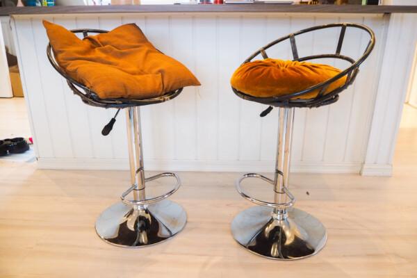 DIY – Oppussing av barstoler