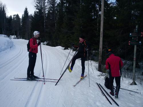 25 mars 2011 Nordmarka – Skitur