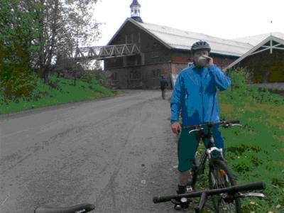 Østmarka; Losby – Tonekollen – Vangen ….sykkeltur