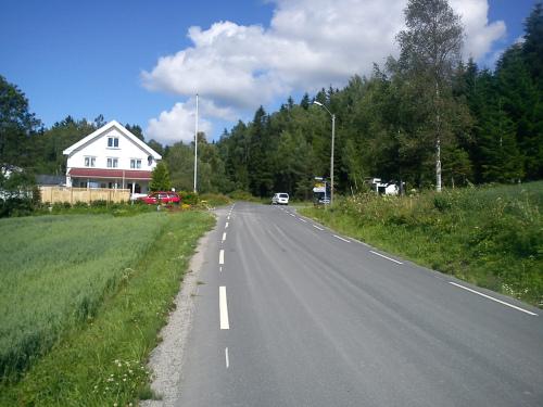 11 – 16 august 2011 På hytta og Østmarka