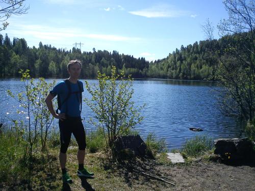 14 mai 2011 Østmarka – Halssjøen rundt