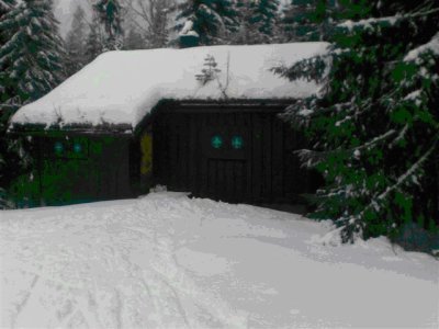Østmarka; Klokkerud – Franskeplassen – Paradisputten….skitur