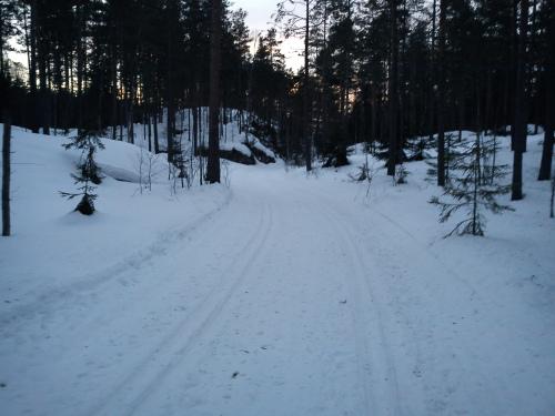 Østmarka; Haraløkka – Klokkerud….skitur