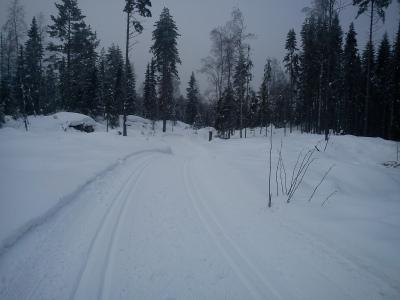 7 – 10 mars 2011 Østmarka – Skitur
