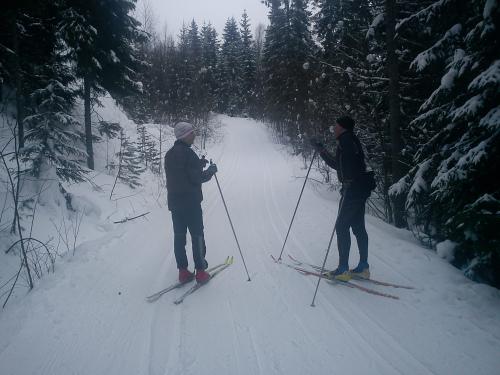 Østmarka; Mariholtet – Bjørndalen – Igletjern….skitur