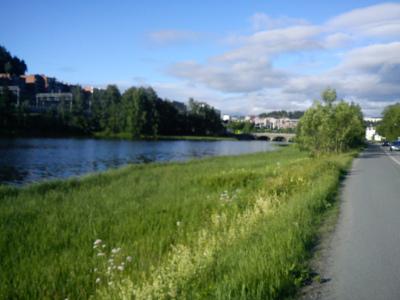 5 mai 2011 Landevei i Sandvika