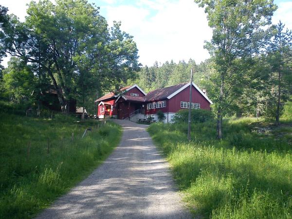 Bilde fra Østmarka – Sandbakken