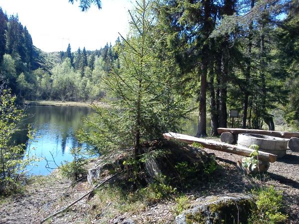 Noen som vet…..vann i Østmarka……….hva heter vannet (tjernet) ?