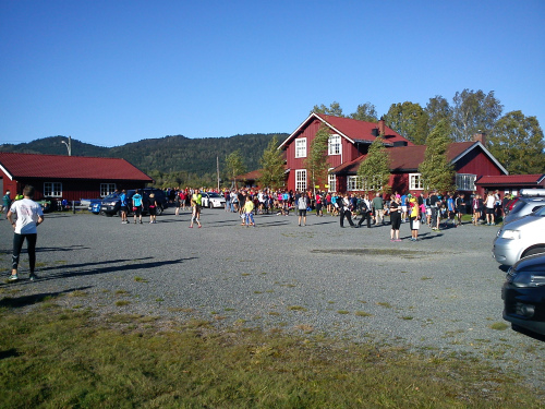 Sørkedalsløpet 2012